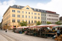 Marktkarree in Gera